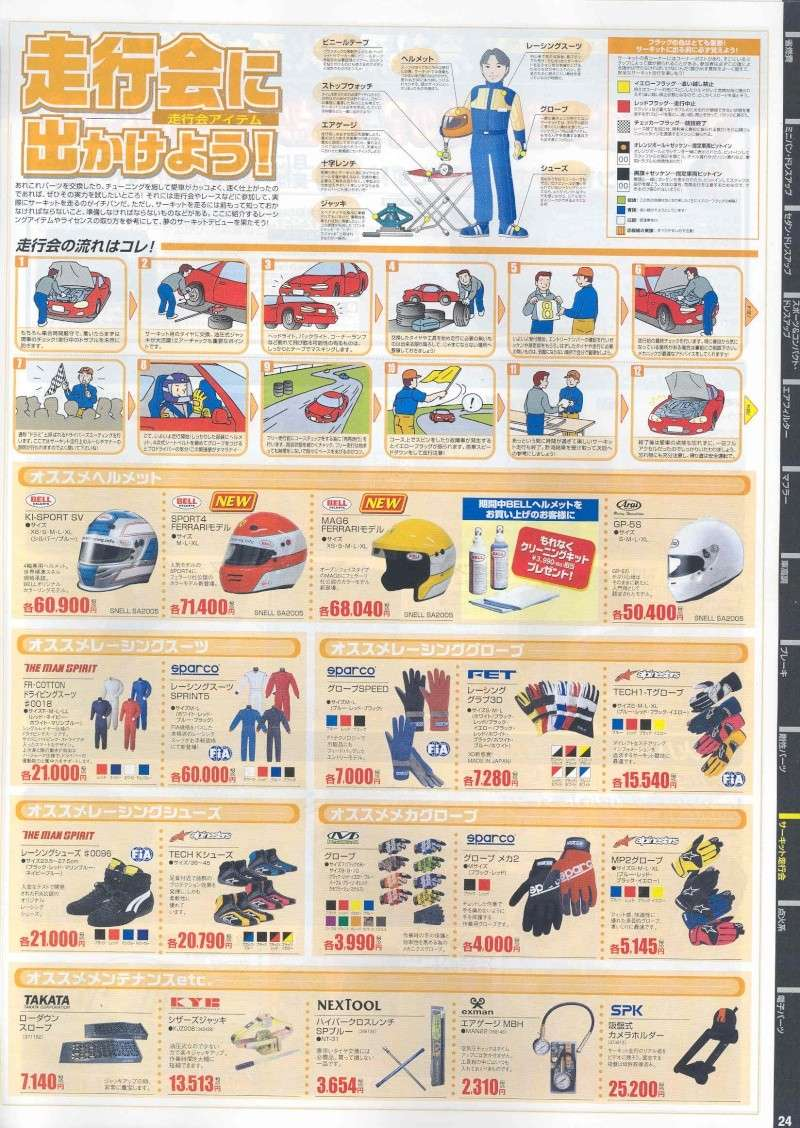 from Japan,,,AutoBacs. Product Catalog. Pg1610