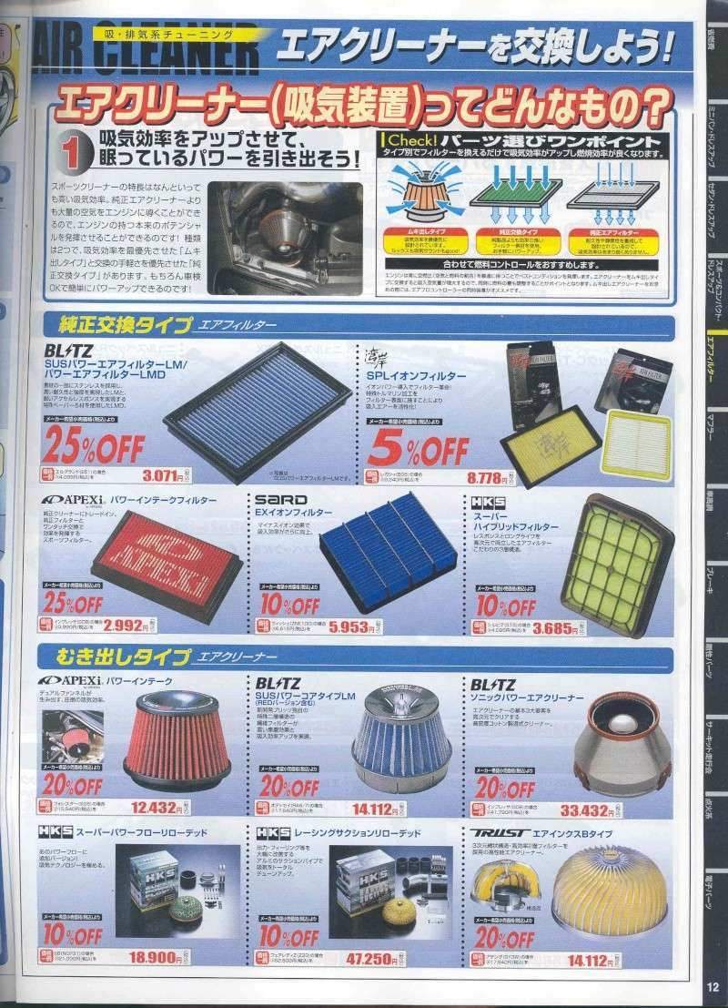 from Japan,,,AutoBacs. Product Catalog. Pg410