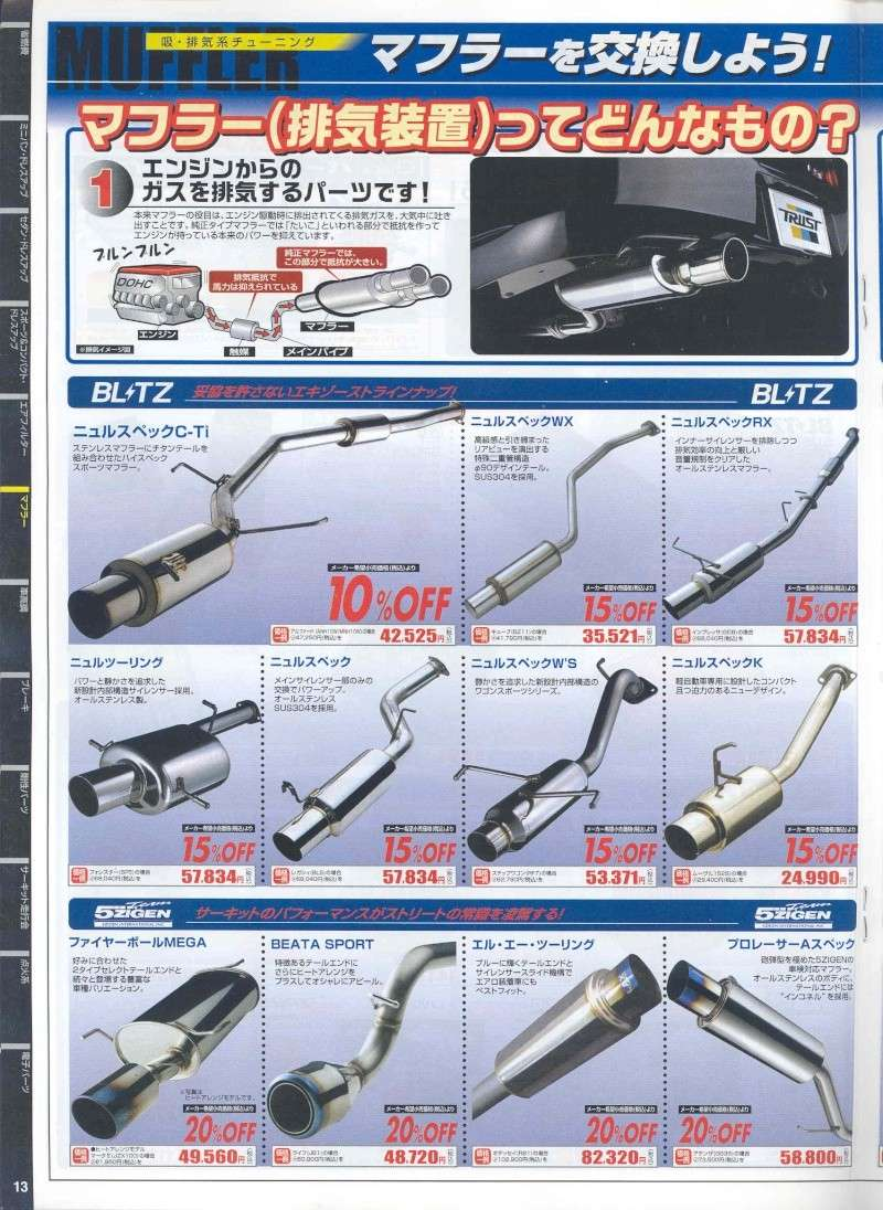 from Japan,,,AutoBacs. Product Catalog. Pg510