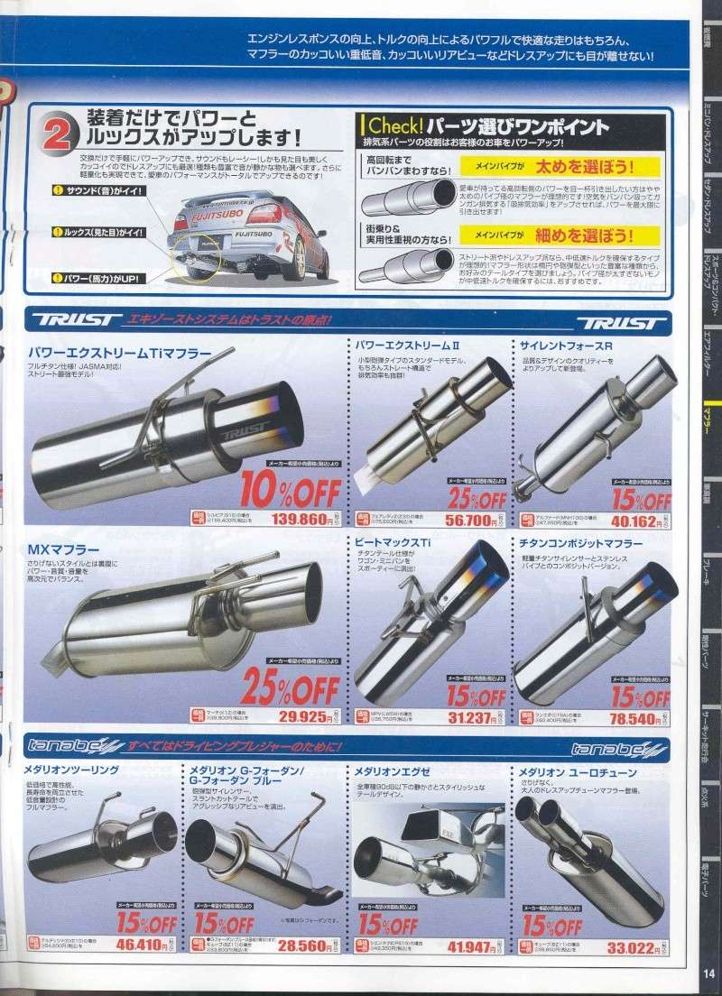 from Japan,,,AutoBacs. Product Catalog. Pg610
