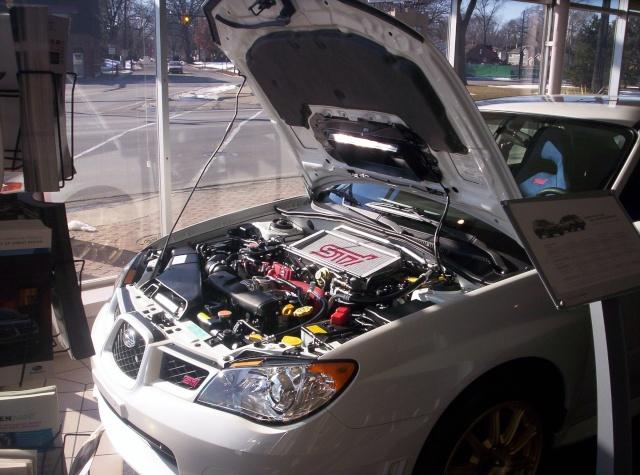 A few pics of my car.... Sti_210