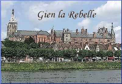 Mairie de Gien, ville de l'Orléanais, Domaine Royal