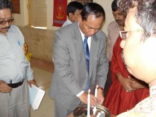 H.E U Kyi Thein graced Dhamma Sabha as Chief Guest Chief-11
