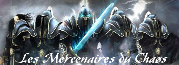 Les Mercenaires du Chaøs - Portail Bannie14