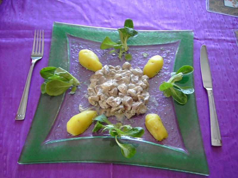 Rognon de Veau à la Crême Pict0011
