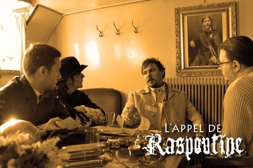 L'Appel de Raspoutine - Les photos sont sur le site ! Raspou10