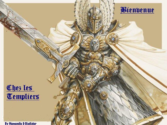 Les seigneurs des Templiers
