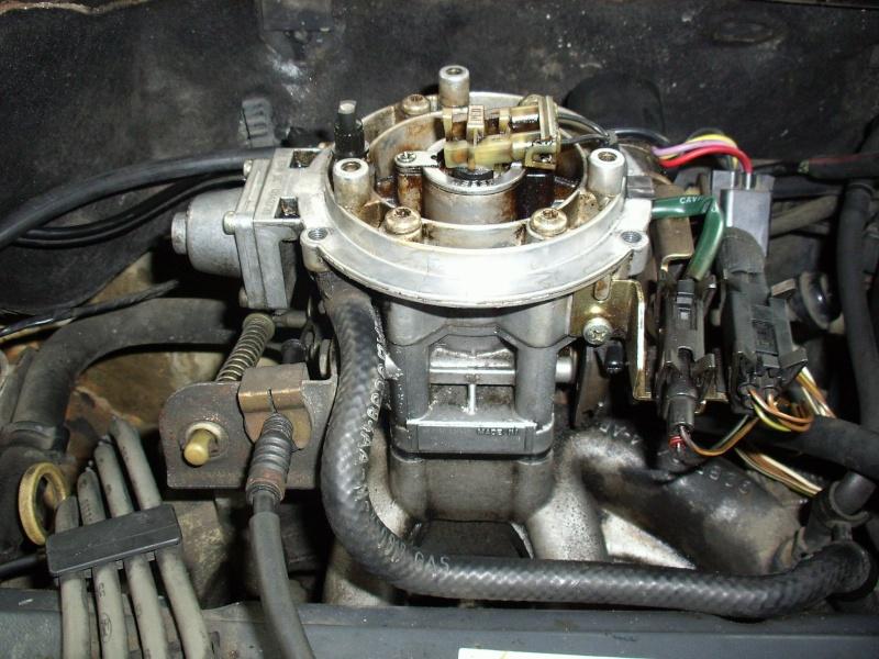 Ford Escort Kraftstoffeinspritzung Probleme