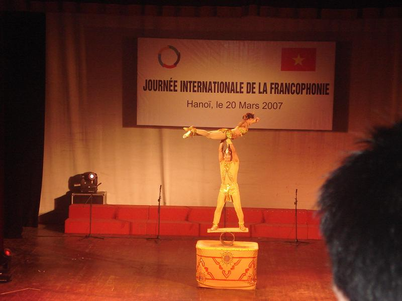 la jounee internationale de la francophonie Dsc01113