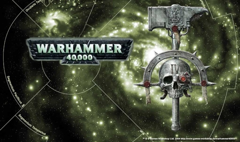 Warhammer 40000 le RPG