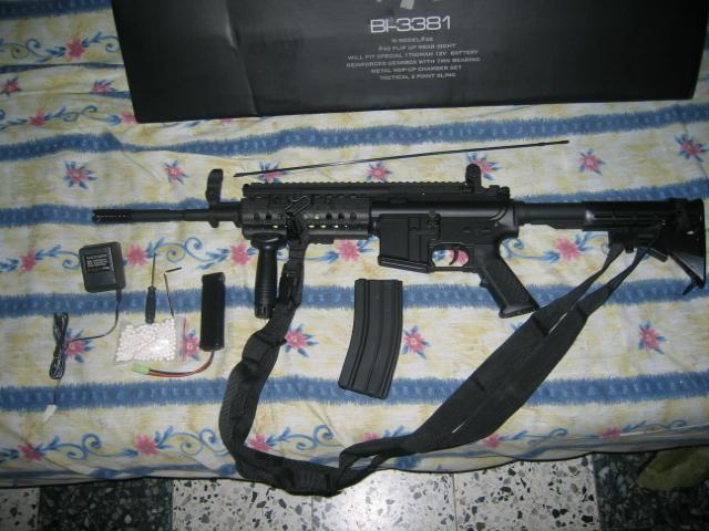 M4 Ssystem 15050010