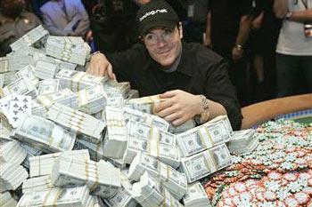Magic The Gathering VS Poker