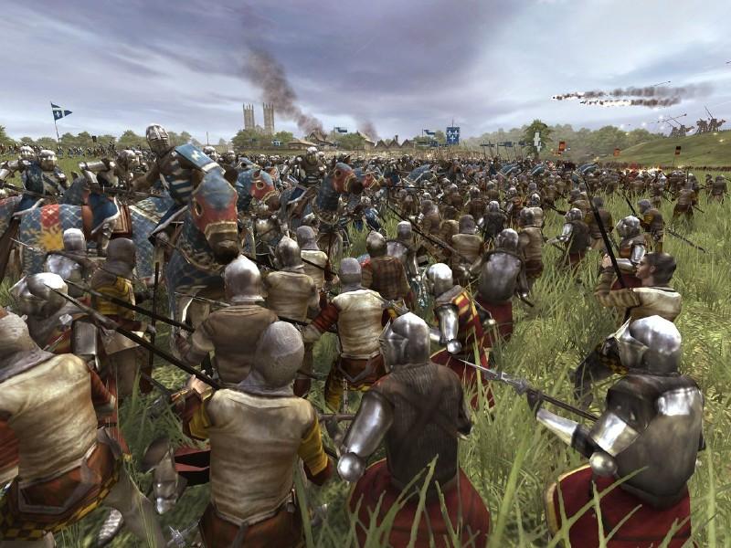 guerre médiéval