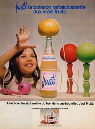 Les anciennes marques de nourriture qui n'existent plus Fruite12