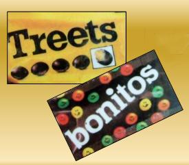 Les anciennes marques de nourriture qui n'existent plus Treets10