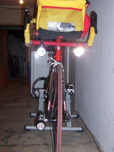 Fixation d'une lampe EL530 Eclair17