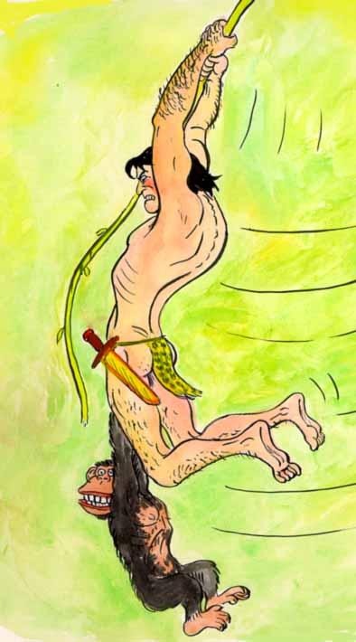 Forumamontres: Interview exclusive de Clara Morgane ! Tarzan10
