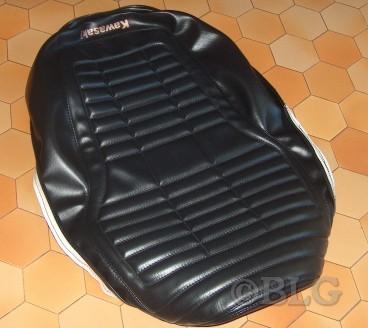 selle Giuliari (housse noir) 1300z110