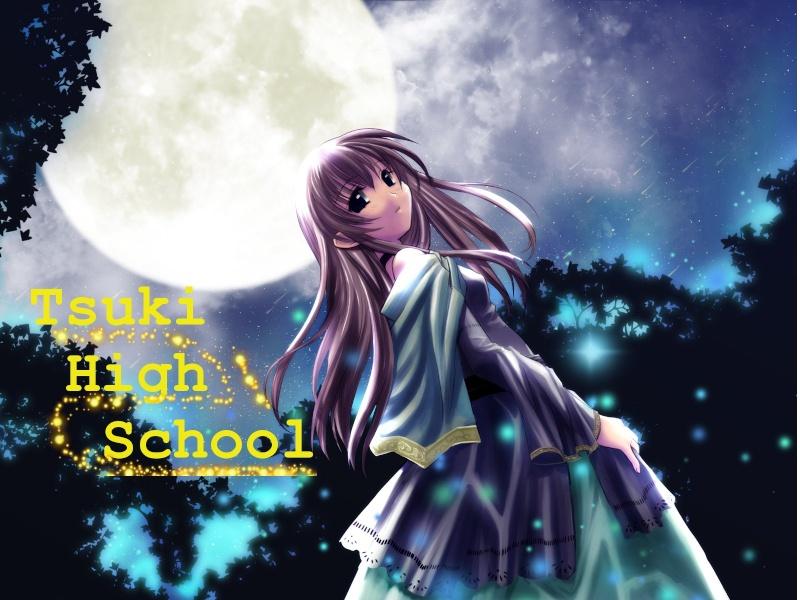 tsuki high school