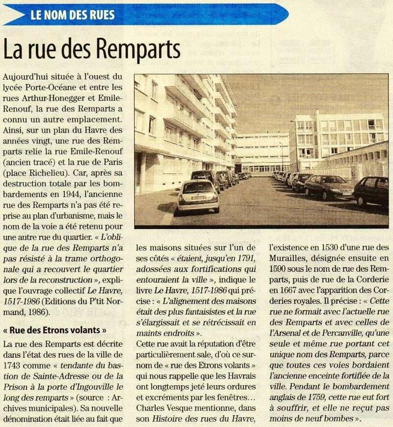 Le Havre - Rue des Remparts 2013-012
