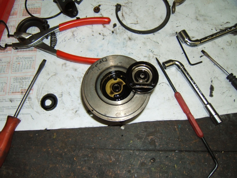 [ BMW E36 325tda an 1995 ] réfection turbo (tuto) Dscf0516