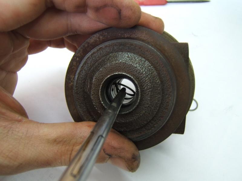 [ BMW E36 325tda an 1995 ] réfection turbo (tuto) Dscf0617