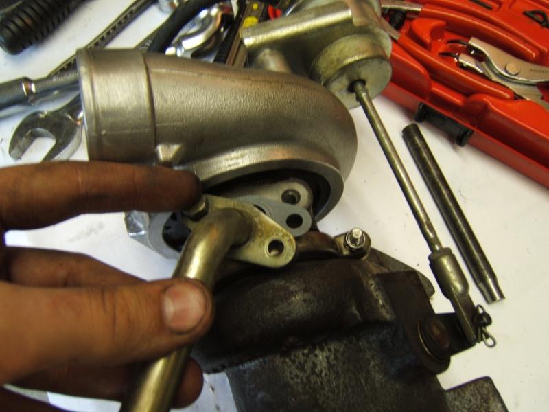 [ BMW E36 325tda an 1995 ] réfection turbo (tuto) Dscf0630
