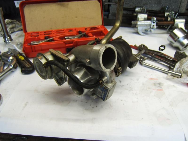 [ BMW E36 325tda an 1995 ] réfection turbo (tuto) Dscf0631