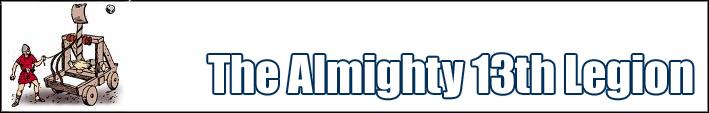 The Almighty 13th Legion - Portal 13th10
