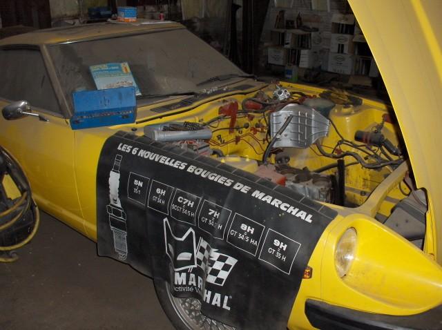Le mysterre de la 280ZX jaune Datsun15
