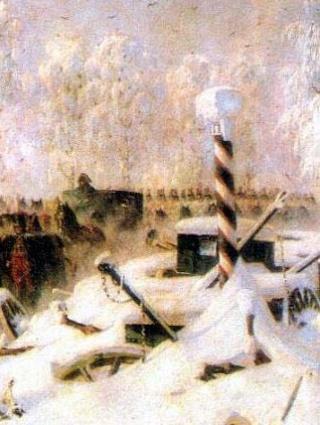 6 Septembre 1812: veille de la Moskova - Page 4 Chemin14