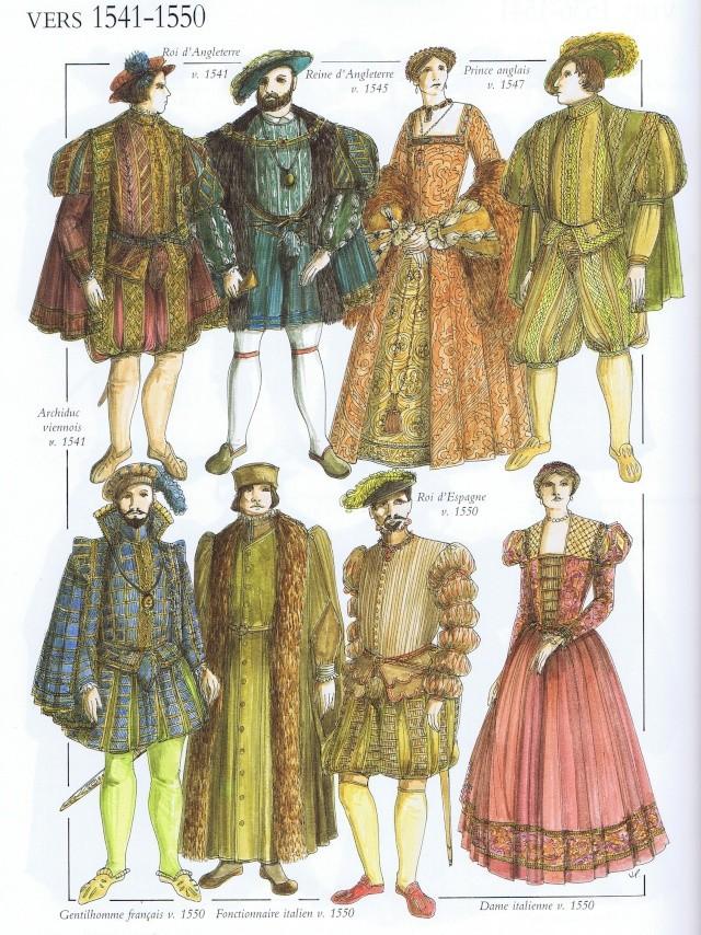 L'atelier de JFP - 2 - Cervantès à Lépante - Page 22 - Page 5 Costum10
