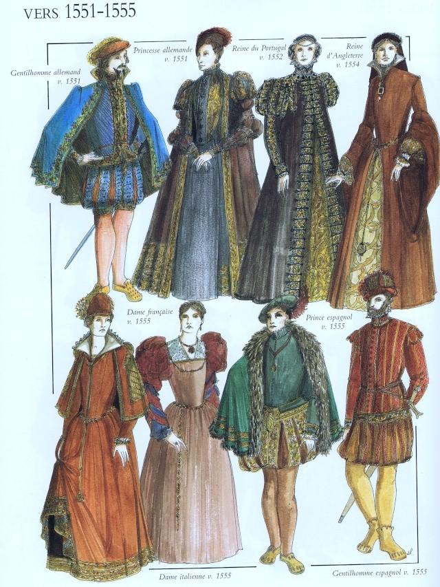 L'atelier de JFP - 2 - Cervantès à Lépante - Page 22 - Page 5 Costum11
