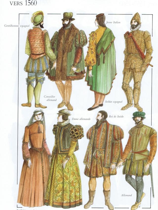 L'atelier de JFP - 2 - Cervantès à Lépante - Page 22 - Page 5 Costum13
