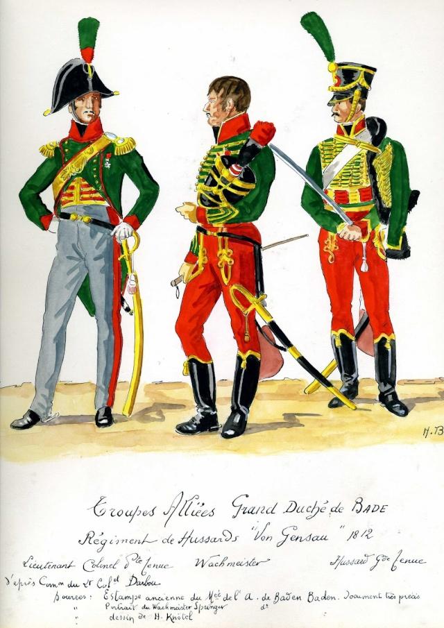 6 Septembre 1812: veille de la Moskova - Page 3 Hussar15