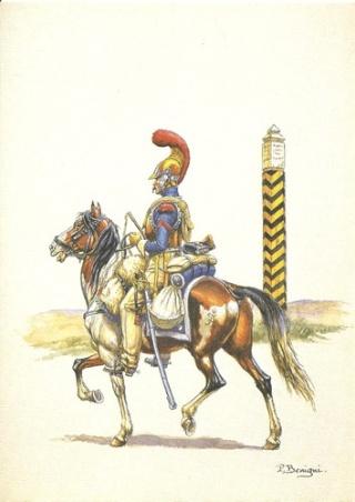 6 Septembre 1812: veille de la Moskova - Page 4 Poteau12