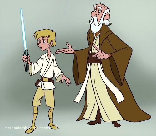 Disney rachète LucasFilm et prépare un Star Wars 7 pour 2015 39810310