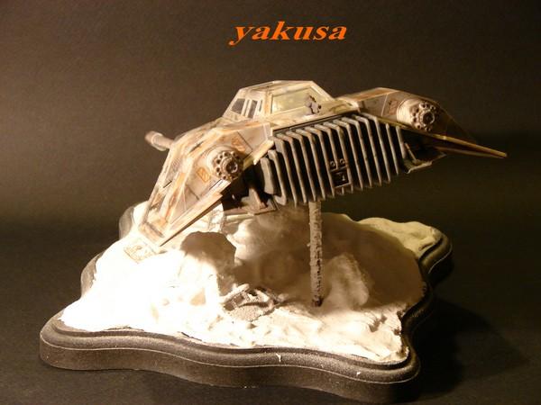snowspeeder easy kit by yakusa Dsc00522
