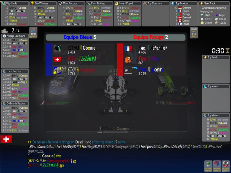 Fun-war Fra vs. Idt-u Screen11