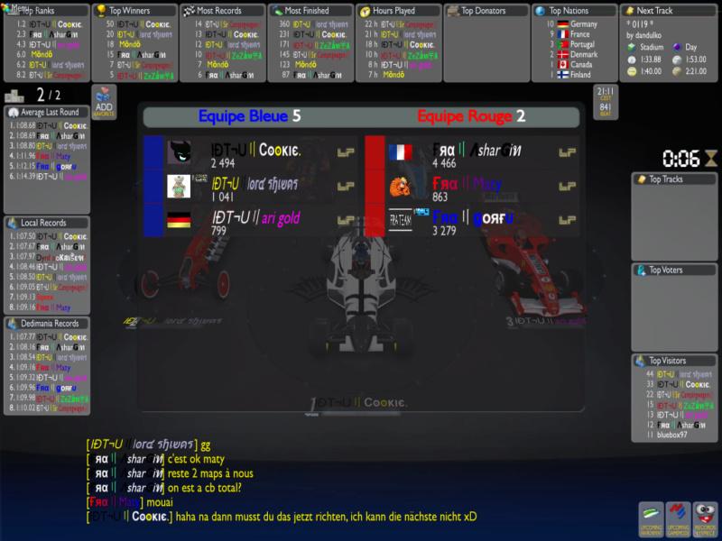 Fun-war Fra vs. Idt-u Screen13
