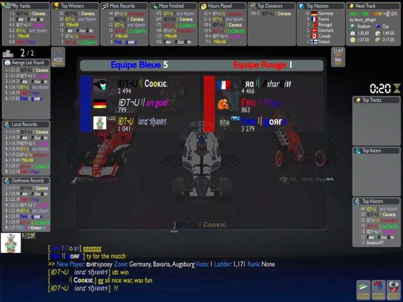 Fun-war Fra vs. Idt-u Screen14