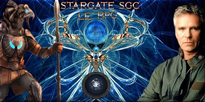 Stargate SGC: le RPG!
