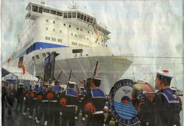 [Activité des ports hors Marine] LE PORT DE CHERBOURG - Page 5 Img02811