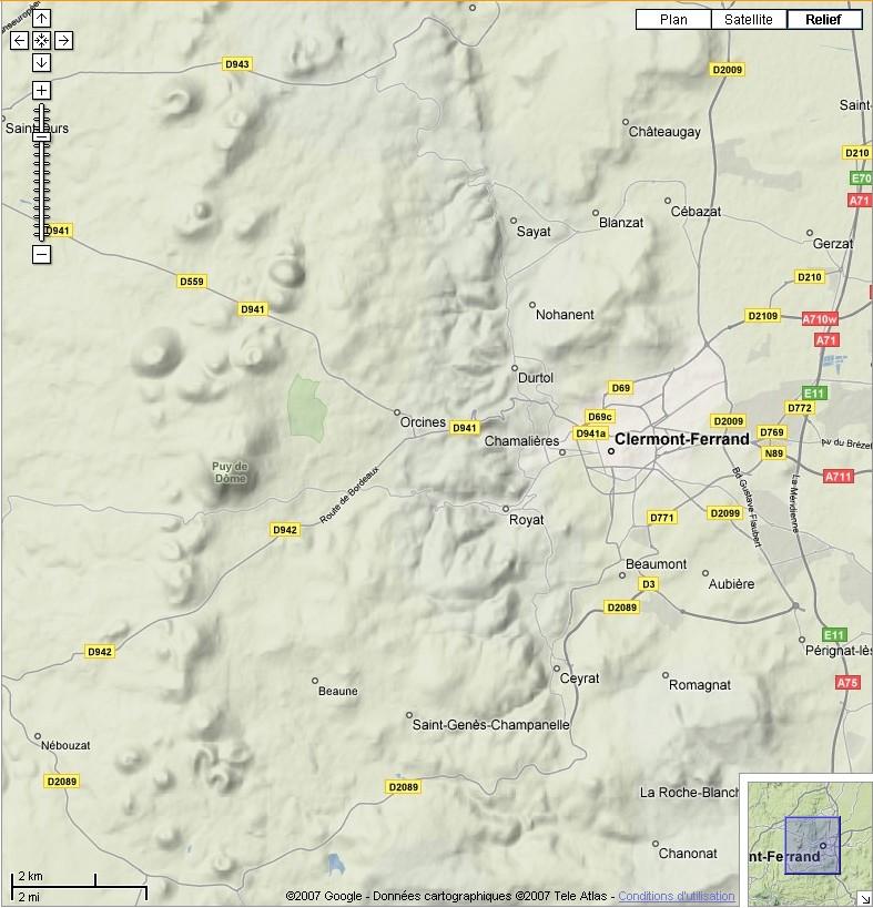 Google Maps prend du relief Relief11