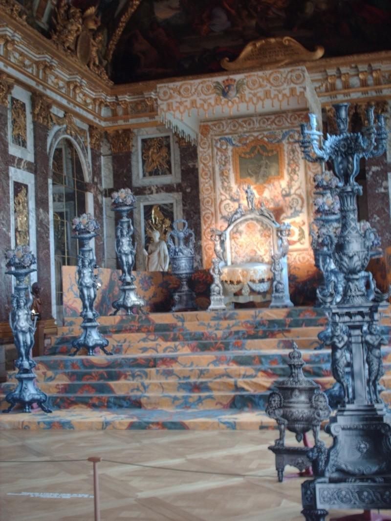 """Exposition """"Quand Versailles était meublé d'argent"""" (2007) - Page 2 06510"""