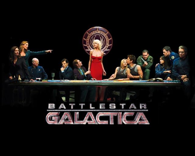 Battlestar Galactica Battle12