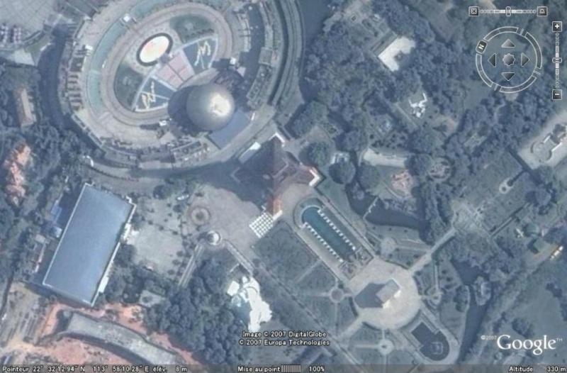 Répliques de la Tour Eiffel en Chine Tourei10