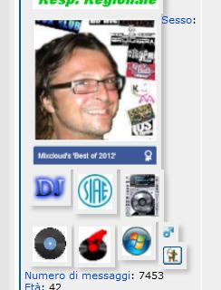 allineare le immagini nel profilo  Profil11