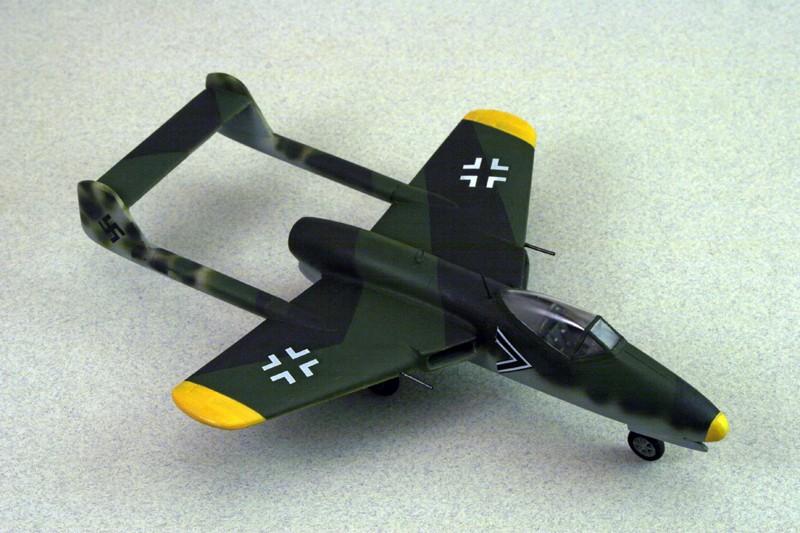 "Focke-Wulf PTL ""Flitzer"" [1:72 - Spécial Hobby] Focke-11"