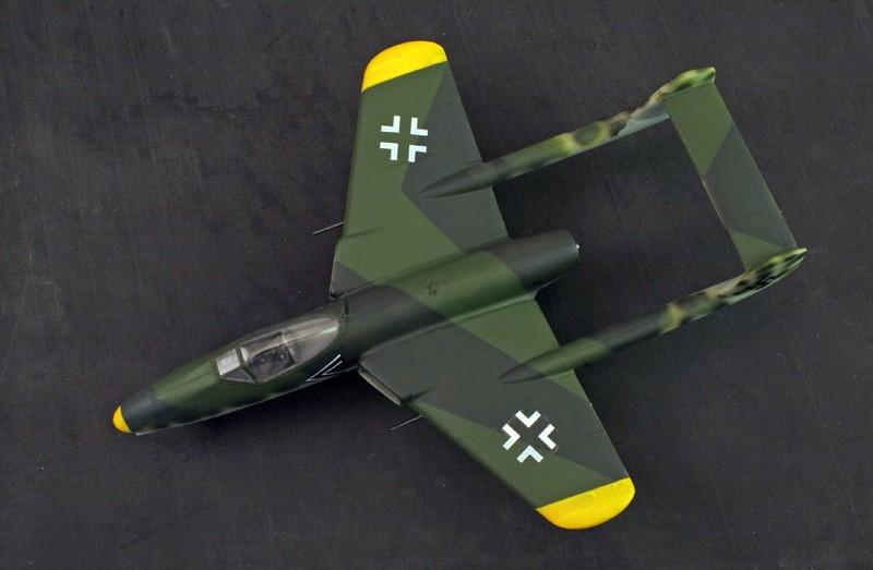 "Focke-Wulf PTL ""Flitzer"" [1:72 - Spécial Hobby] Focke-12"